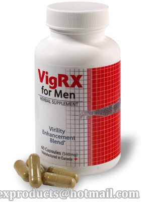 VigRX Plus For Erectile Dysfunction