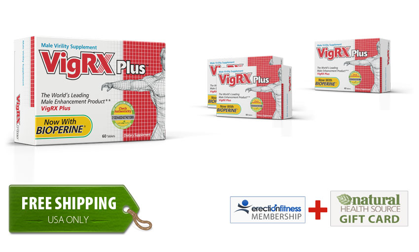 Health Benefits Of VigRX Plus