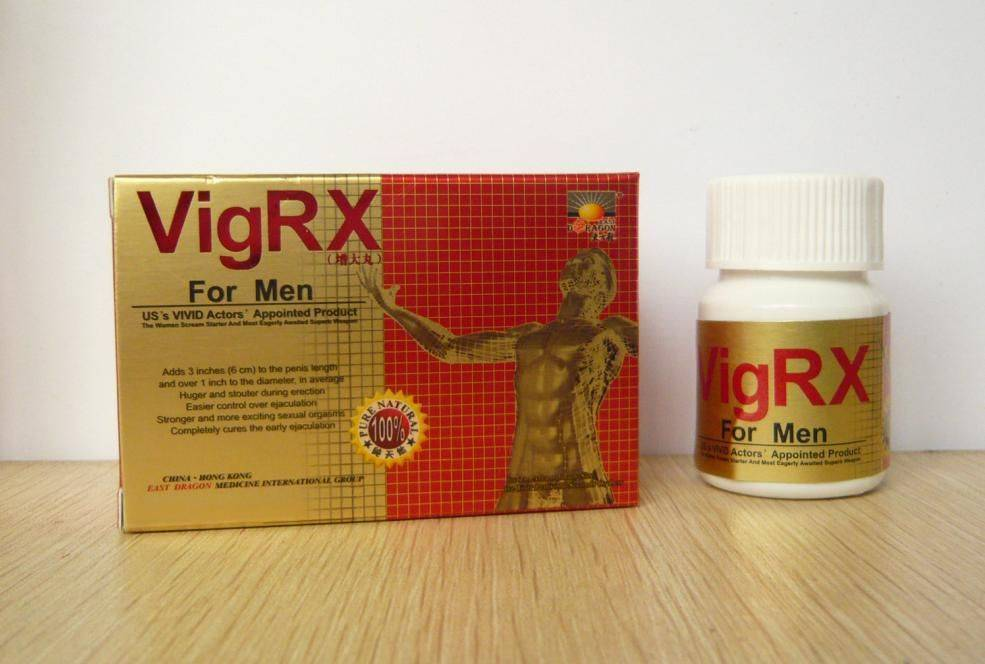 VigRX Plus 1 Year Supply