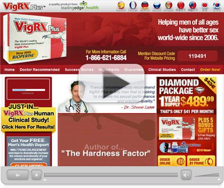 VigRX Plus How Does It Work